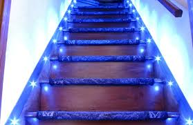 this automatic led stair lighting