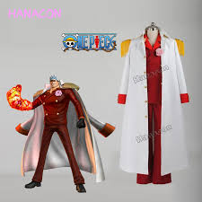 Cheapest One Piece <b>Cosplay Costume</b> Admiral Akainu Sakazuki ...