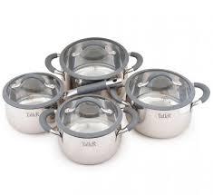 <b>Набор посуды 8 предметов</b> TR-7160 TalleR на Лесоторговой в ...