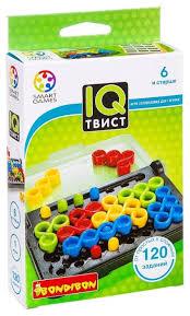 <b>Головоломка BONDIBON</b> Smart Games <b>IQ</b>-<b>Твист</b> (<b>BB0868</b> ...