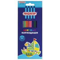 <b>Цветные карандаши ПИФАГОР</b> купить, сравнить цены в ...