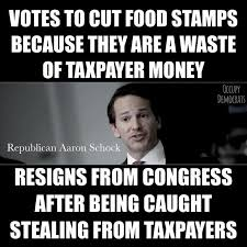 Image result for republicans steal from the poor