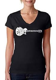 LA <b>Pop Art</b> Word Art T Shirt -- Don't <b>Stop</b> Believin' | belk