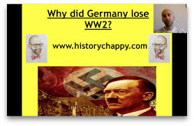 why did lose ww why did lose ww2