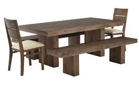 dining room tables chairs square: wood and steel dining table square brown wooden expandable modern
