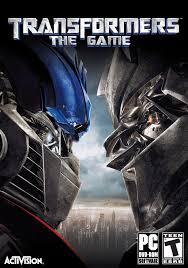 Transformer The Game