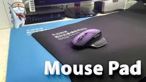 Xiaomi Mouse Pad - Обзор <b>коврика для мыши Xiaomi</b> - YouTube