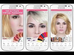 modiface makeup best android app 2016