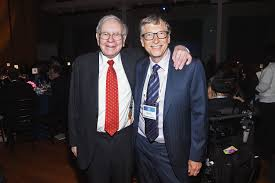 bill gates warren buffett essay com