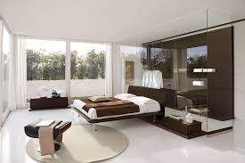 admirable white dark brown interior in mens bedroom ideas with queen bed furnished nightstand and completed bedroom ideas dark brown
