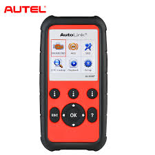 <b>Autel AutoLink</b> AL609P OBD2 Code Reader ABS Airbag Scan Tool