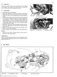 1971 1976 honda sl70 xl70 service manual repair manuals online 1971 1976 honda sl70 xl70 service manual page 1