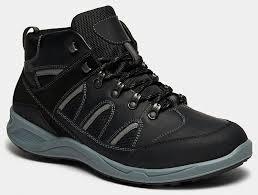 <b>Ботинки</b> мужские <b>FRAZIER</b> (цвет черный, натуральная кожа ...