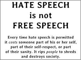 freedom of speech is dying in sweden