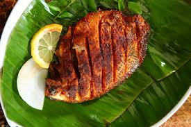 Image result for karimeen fry