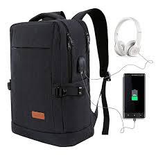 Yomuder Laptop <b>Backpack</b> 15.6 Inch <b>Backpack</b> for Women <b>Men</b> ...
