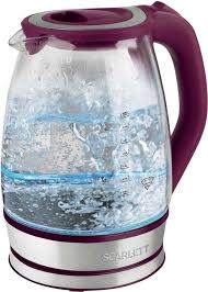 Электрический <b>чайник Scarlett SC-EK27G45</b> купить по цене 1490 ...