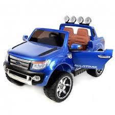 <b>Детский электромобиль Dake Ford</b> Ranger Blue - DK-F150-BL