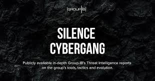 Attacks by <b>Silence</b>