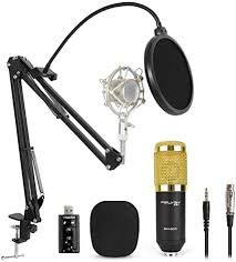 Professional BM-800 Studio Condenser Microphone ... - Amazon.com