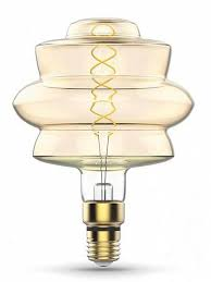Лампочка <b>Filament</b> E14 Шар 7W 550Lm 2700K Step Dimmable ...