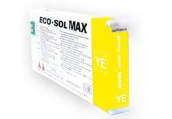 Картридж <b>Roland ECO</b>-<b>SOL</b> MAX <b>Yellow 440 мл</b> (ESL4-4YE ...