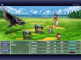 Resultado de imagen de final fantasy combate