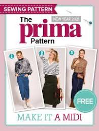 Midi Skirts - Prima <b>Pattern</b> (<b>New Year</b> 21) | Hearst UK Official Online ...
