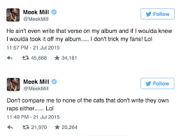 Drake Vs. Meek Mill; The Rap Up – Thee Sound Off via Relatably.com