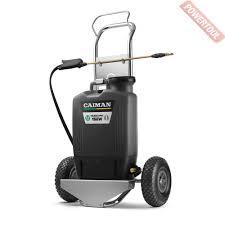 Отзывы о <b>Опрыскиватель</b> аккумуляторный на колесах <b>CAIMAN</b> ...