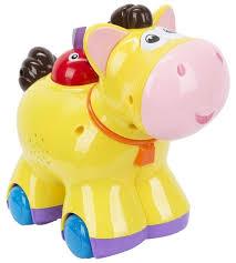 Интерактивная <b>развивающая игрушка S</b>+<b>S</b> Toys Веселые зверята
