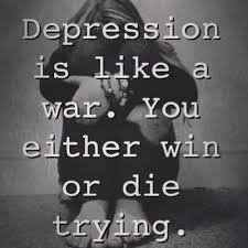 93 Depression Quotes (with Images) - Quotes about Depression ... via Relatably.com