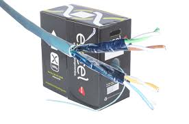 excel cata stp angled keystone toolless jack butterfly butterfly excel cat6a cable screened u ftp ice blue