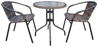 Купить <b>комплект мебели Afina Garden</b> Асоль-1B TLH-037B/087B ...