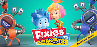 The Fixies Crabots: <b>Cool</b> Games for <b>Boys</b> and Girls - Apps on ...