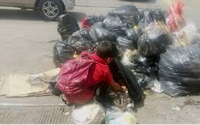Resultado de imagen para niños y hambre en venezuela