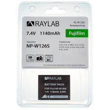 <b>Аккумулятор Raylab RL-W126S</b> 1140мАч купить в интернет ...