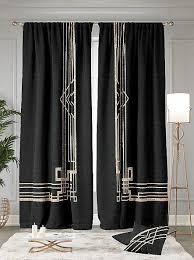 <b>Комплект штор Гэти</b> (черный) — купить в интернет-магазине ...