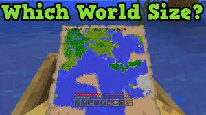 Minecraft Xbox One + PS4 - Which World <b>Size</b>? <b>Classic</b> Small ...