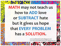 Quotes About Math. QuotesGram