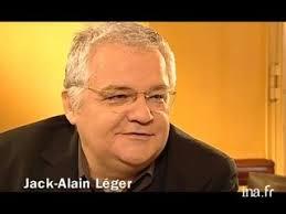 """Olivier BARROT présente l'ouvrage de l'auteur Jack <b>Alain LEGER</b> """"Jacob <b>...</b> - 3015557001"""