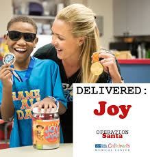 operation santa tampa general hospital imagine your favorite little boy or girl stuck in the hospital at christmas and unable to spend the day celebrating family and friends