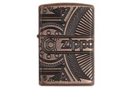 "<b>Зажигалка</b> Zippo 29523 ""<b>Armor</b> Zippo <b>Gears</b>"" — купить в интернет ..."
