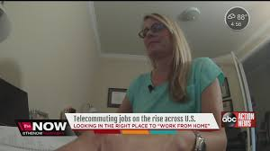 telecommuting jobs on the rise telecommuting jobs on the rise