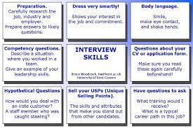 interview skills interview skills