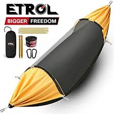 outdoor sports camping portable anti mosquito hammock wear resistant tent 180 195cm equipment