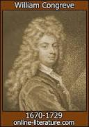 William Congreve - Biography and Works. Search Texts, Read ...