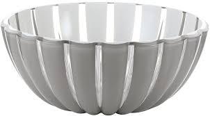 "<b>Салатник Guzzini</b> ""Grace"", цвет: серый, диаметр <b>30 см</b>, 4,9 л ..."