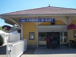 Ambérieu station
