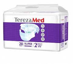 <b>Терезамед подгузники</b> для взрослых <b>супер</b> медиум размер 2 28 шт.